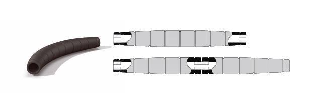 Odbojnica Cylindryczna Rufowa