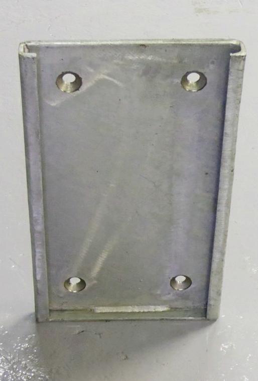 Tylny Panel Odboju Rampowego R002